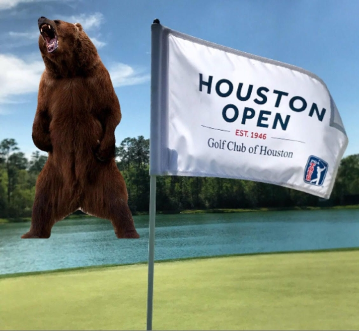 Houston Bear