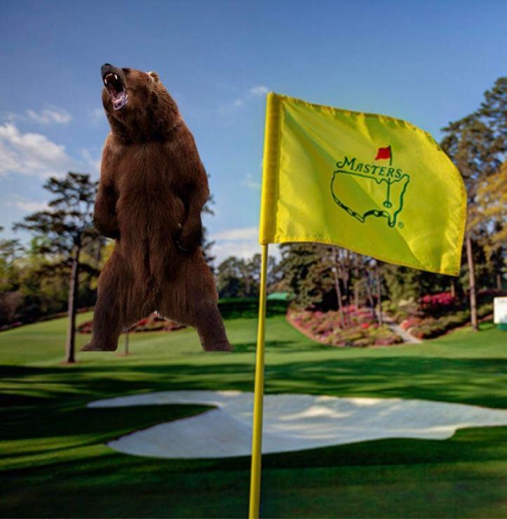 Masters Bear