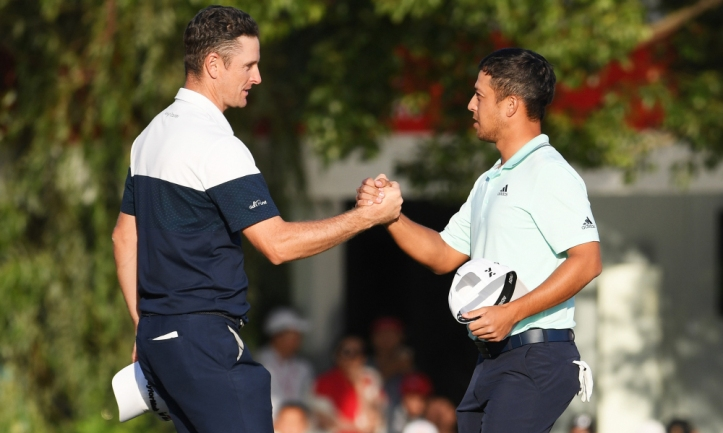 WGC - HSBC Champions - Day Four