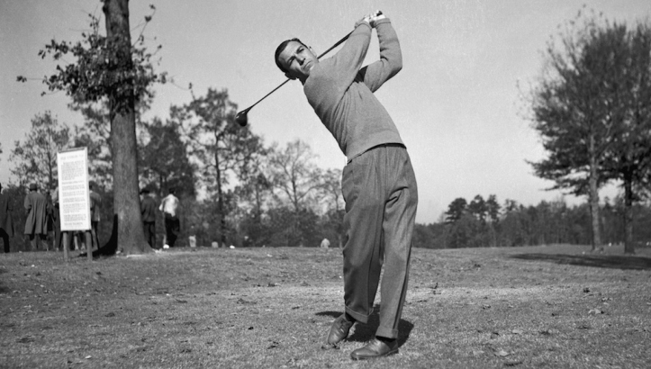 Ben Hogan Swinging Golf Club
